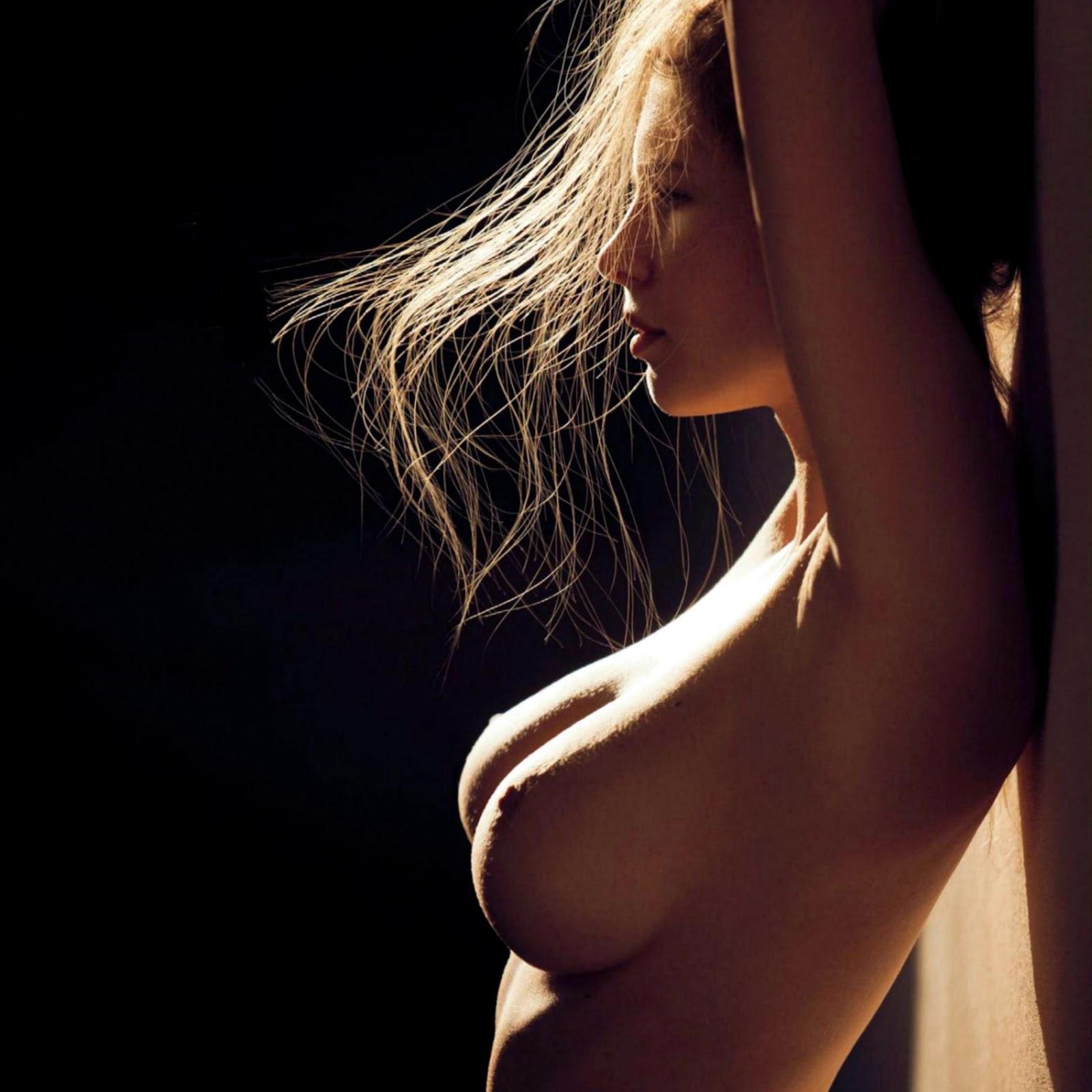 Красивые девичья грудь фото