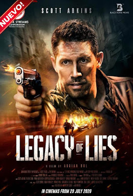 Legacy Of Lies 2020 DVD R1 NTSC Sub