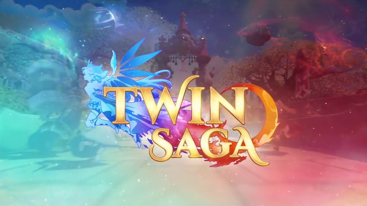 Twin Saga Anime MMORPG ! Open beta begin !