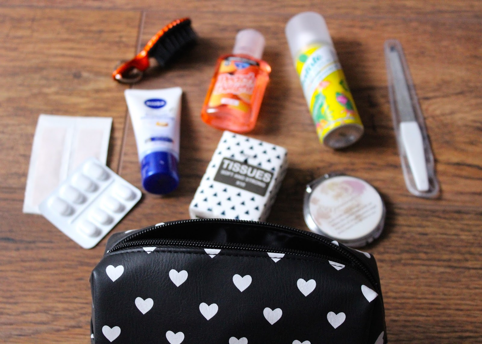 That S Why I Decided To Create Myself A Little Handbag Essentials Kit Have Me Prepared For Wver Might Come Up And Today M Going Show You What