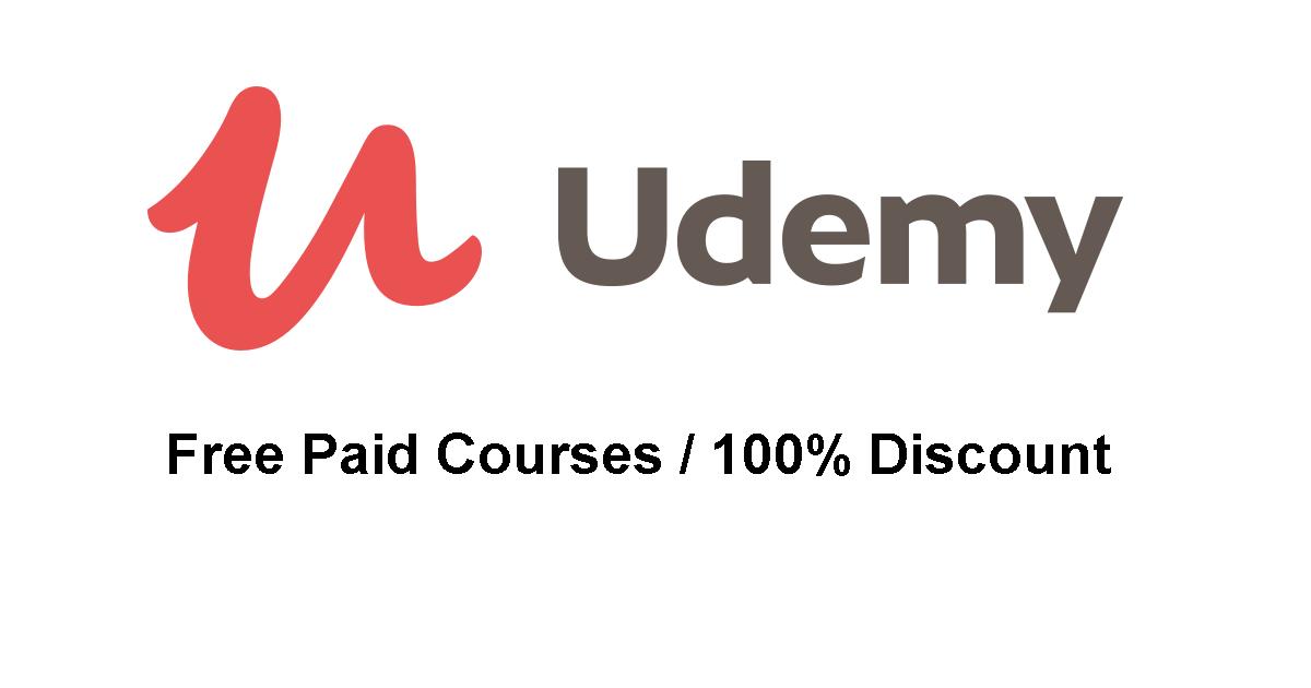 Cara Mendapatkan Kursus Gratis Dan Diskon 100% di Udemy