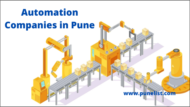 automation companies in pune