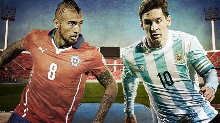 نتيجة مباراة الأرجنتين وتشيلي اليوم السبت بتاريخ 06-07-2019 كوبا أمريكا 2019
