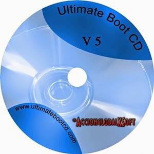 Ultimate Boot CD v5.3.5 [Mayo 2015][Disco de diagnóstico y rescate para Windows][Ultima versión]