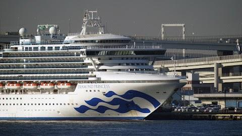 Most jött: két szlovén állampolgár is megfertőződött a koronavírussal Diamond Princess üdülőhajón