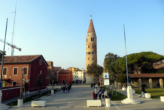 caorle campanile