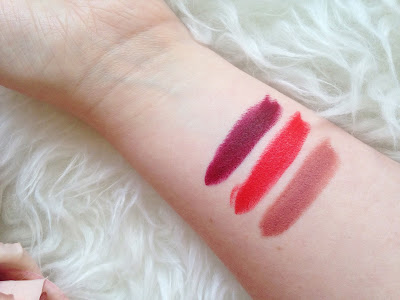 MAC Lipstick Collection and Swatches!
