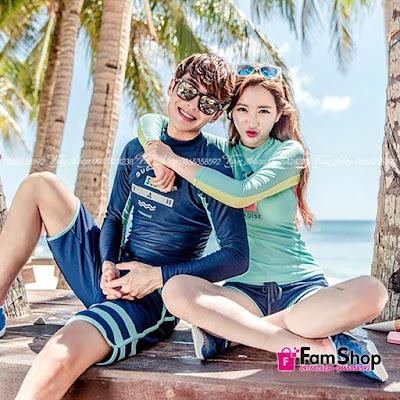 Shop đồ đi biển tại Nam Đồng