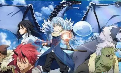 That Time I Got Reincarnated as A Slime Season 2 Episode 2 English Subbed
