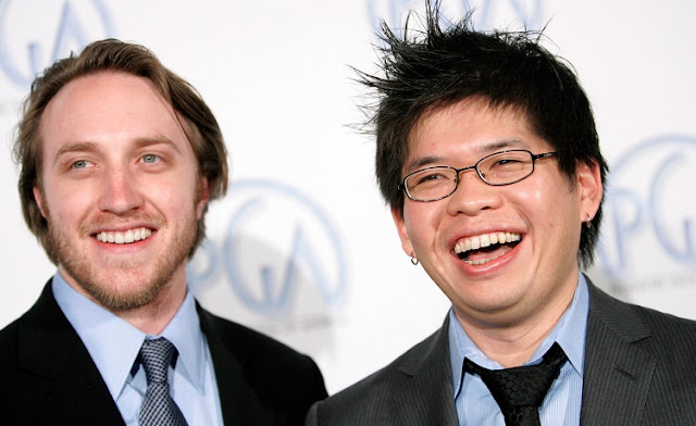 Chad Hurley dan Steve Chen, Founder YouTube