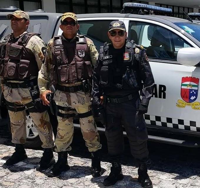A cidade de Macau recebe viatura do Governo Bolsonaro para reforçar a segurança do municipio