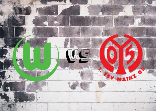 Wolfsburg vs Mainz 05  Resumen