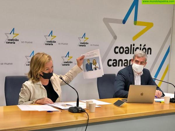 """Los nacionalistas canarios rechazan los PGE """"porque condenan a Canarias al paro, al hambre y a la pobreza"""""""