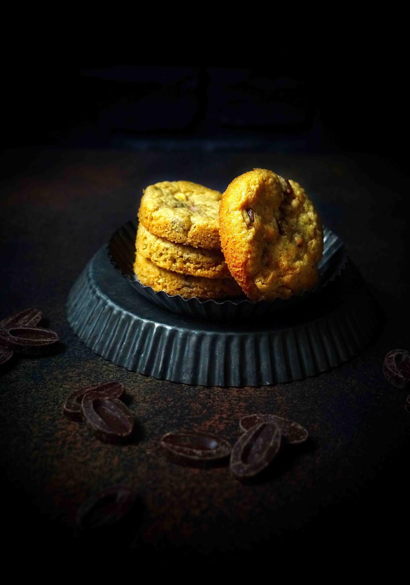 cookies, gouter maison , recette Philippe Conticini