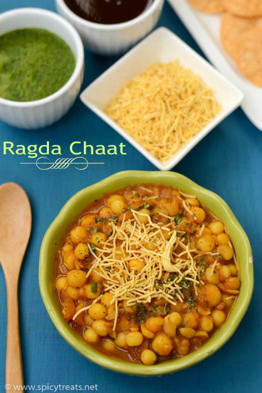 Yellow Peas Masala For Chaat
