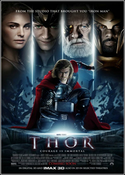 Download Thor 2011 Dublado Torrent