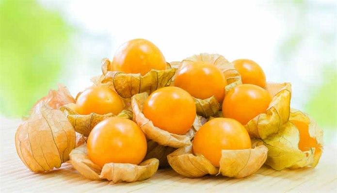 sarı kabuklu meyveler altın çilek