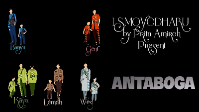 Antaboga by Prita Amiroh