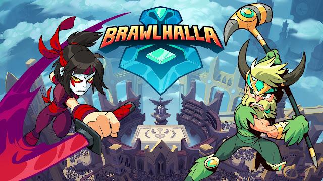 حمل معنا لعبة Brawlhalla مع شرح مفصل لجميع مميزاتها