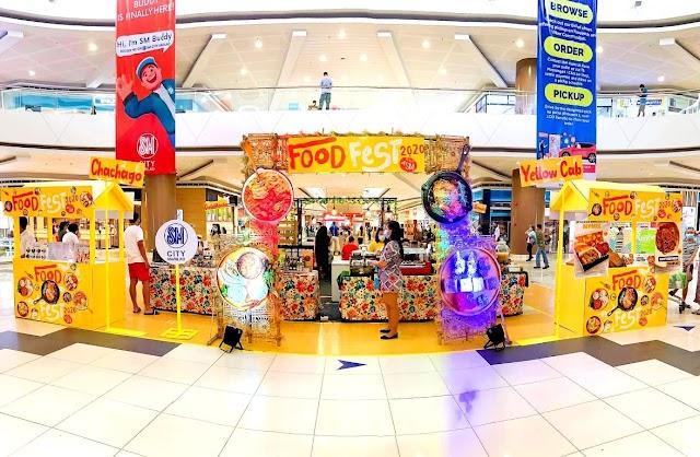 SM City Marilao's Food Fest Returns with a Cause