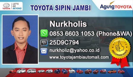 Toyota Sipin Jambi