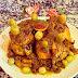 اسرار الطباخات:الدجاج محمر مدغمر بطريقة الافراح على حقو وطريقو بكمية قليلة للمبتدئات غادي ترحموني عليه