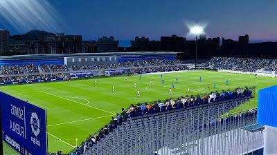 PES 2021 Stadium Fernando Torres
