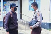 Patroli Dialogis, Polisi minta Warga jangan Panik Dengan Adanya Virus COVID-9