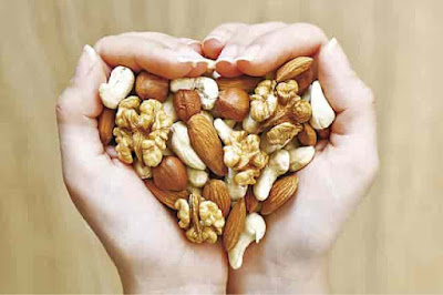 Health benefits of eating nuts during pregnancy