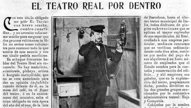 Fragmento de un texto suyo publicado en 1902