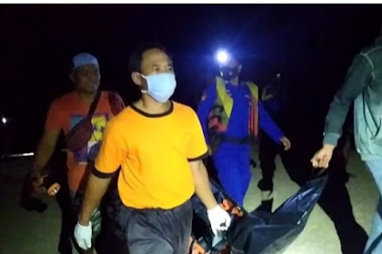 Mayat Pria Ditemukan Di Tebing Pantai Ngluwen Diduga Wisatawan Hanyut