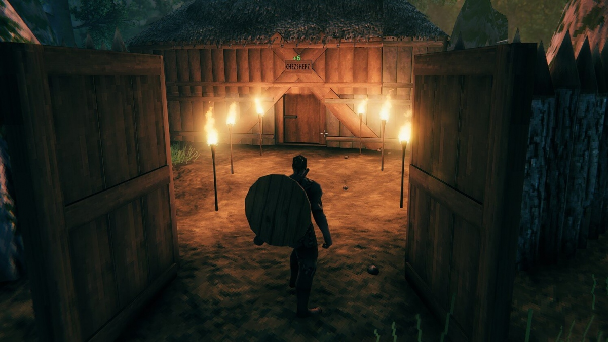 Viking needs a home
