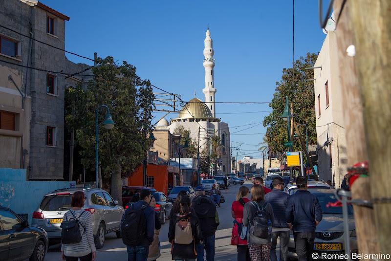 Mosque Jisr az-Zarqa Israel