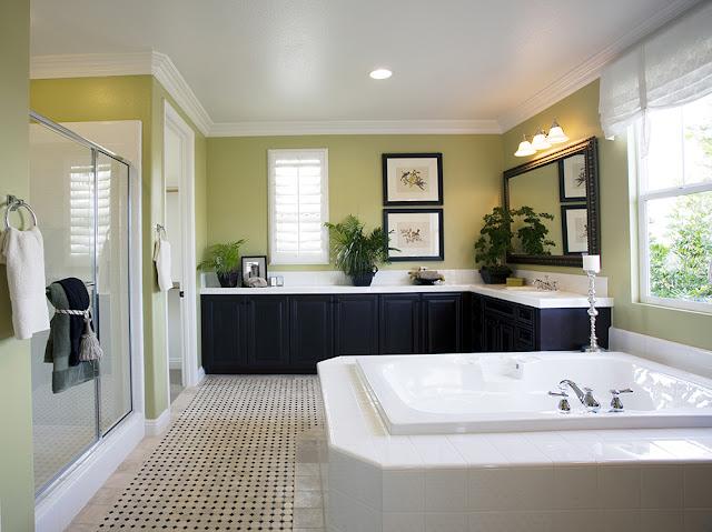 Amenajeaza-ti sala de baie cu un buget mic!