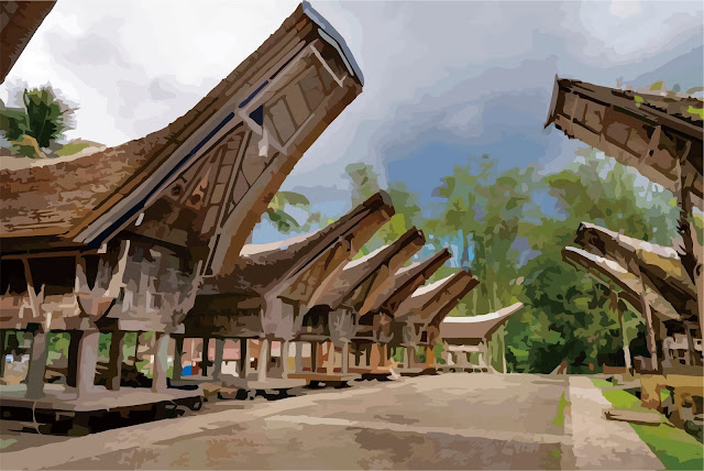 Destinasi Wisata Tana Toraja di Sulawesi Selatan
