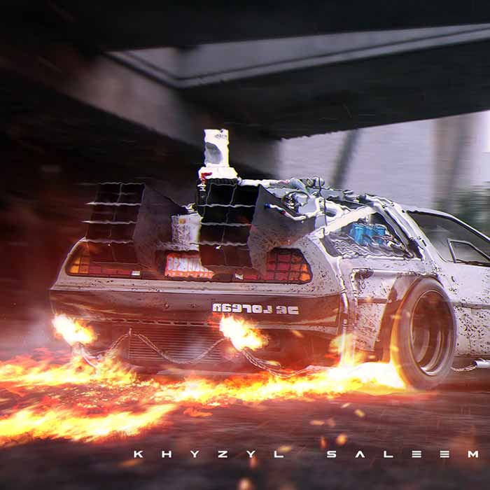 Back To The Future Wallpaper Engine Download Wallpaper