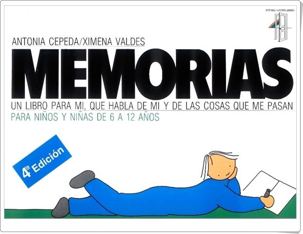 """Memorias"" (Libro de Escritura de Lengua Española de Primaria)"