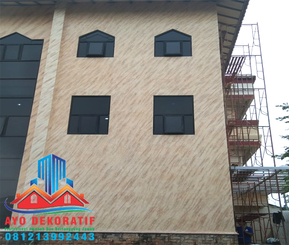 List-Project-Yayasan-Pondok-Pesantren-AN-NUAIMY-Motif-Marmer