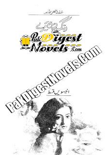 Rangrez Mere Episode 19 By Effat Sehar Tahir