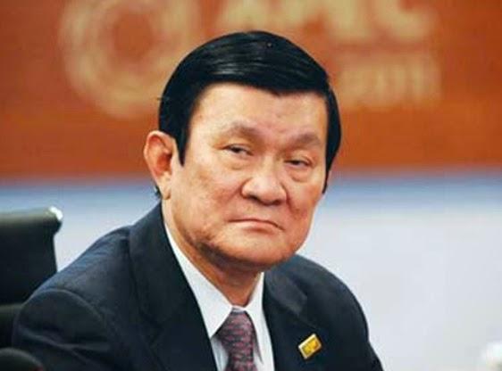 Chủ tịch nước Trương Tấn Sang - Kẻ phá nát Đảng cộng sản Việt Nam