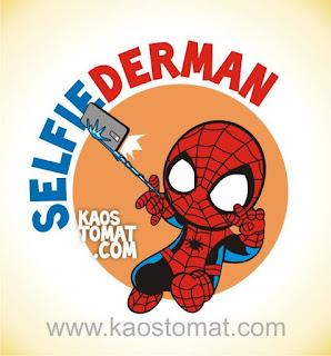 Desain Kaos Custom by KaosTomat