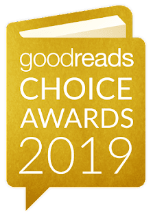 Goodreads choice award 2019 logo