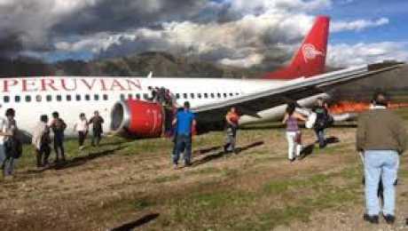 كارثة بالمانيا سقوط طائرة على رءوس عدد من المواطنين