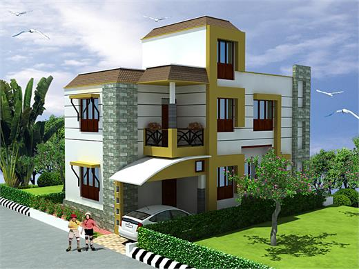 Paud Pune Simple House Design