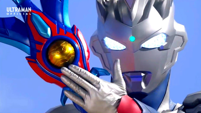Ultraman Z Episode 5 Subtitle Indonesia