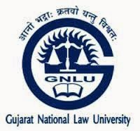 GNLU Recruitment 2017