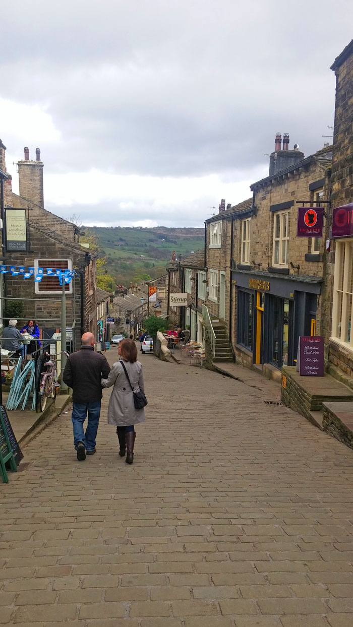 Haworth west yorkshire