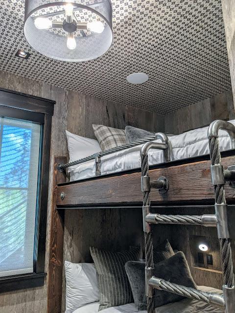 bunk rooms