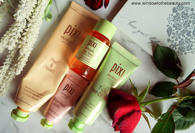 pixi skin care review