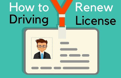 How to Renew Driving License Online?